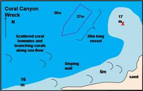 coral canyon map