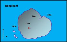 deep reef map